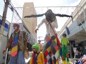 Foto: Ponto de cultura tenda jovem